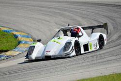 #37 FP1 Radical SR3, Manny Sanchez, Limitless Motorsports