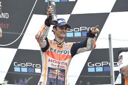 Podium : le troisième, Dani Pedrosa, Repsol Honda Team
