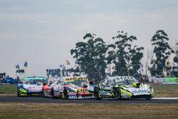 Martin Ponte, UR Racing Team Dodge, Martin Serrano, Coiro Dole Racing Chevrolet, Nicolas Gonzalez, A&P Competicion Torino