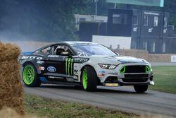 Vaughn Gittin Jr. Ford Mustang RTR