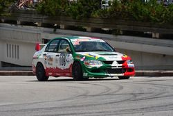 Stefano Nadalini, Pave Motorsport, Mitsubishi Lancer Evo VIII
