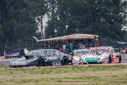 Esteban Gini, Alifraco Sport Chevrolet, Matias Jalaf, Indecar CAR Racing Torino