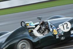 Spinning sequence :1954 Cooper-Jaguar T33, Katarina Kyvalova