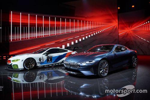 Revelación BMW M8 GTE