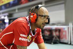 Mécanicien Ferrari