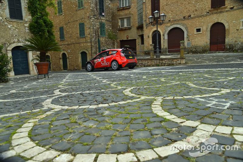 Andrea Crugnola, Michele Ferrara, Ford Fiesta R5
