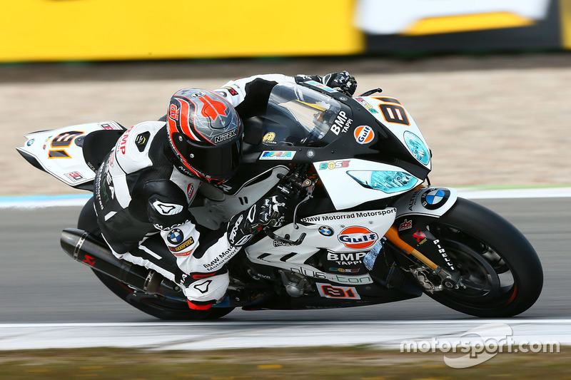 Jordi Torres, Althea Racing
