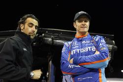 Dario Franchitti, Scott Dixon, Chip Ganassi Racing Honda