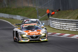 #35 Renault R.S.01: Danny Kubasik, Heiko Hammel, Dominik Schwager