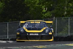 #77 Calvert Dynamics Porsche 911 GT3 R: Alec Udell, Preston Calvert