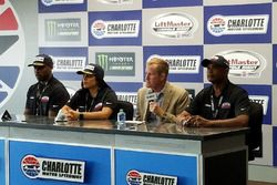 NASCAR Drive for Diversity Pit Crew press conference