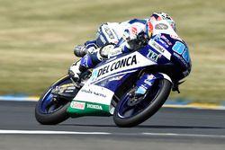 Jorge Martin, Del Conca Gresini Racing Moto3, después del accidente