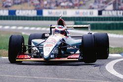 Рубенс Баррикелло, Jordan 195 Peugeot