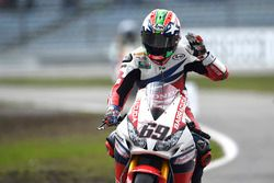 Third place Nicky Hayden, Honda World Superbike Team