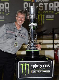 Byron Goggin, Joe Gibbs Racing