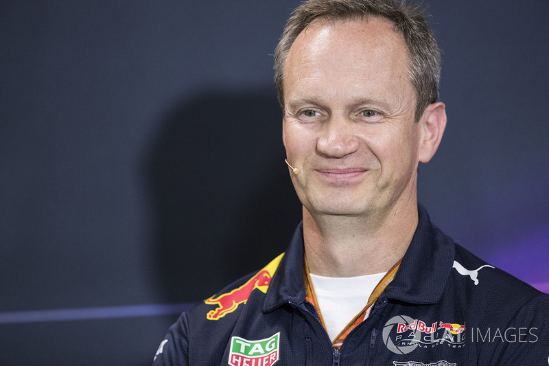 Paul Monaghan, Chief Engineer, Red Bull Racing