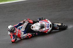 Scott Redding, Octo Pramac Racing crash