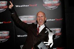 Continental Extreme Spirit award winnaar Ben Keating