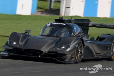 Pruebas Mazda Team Joest Donington