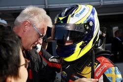 Ganador, Joel Eriksson, Motopark Dallara F317 - Volkswagen