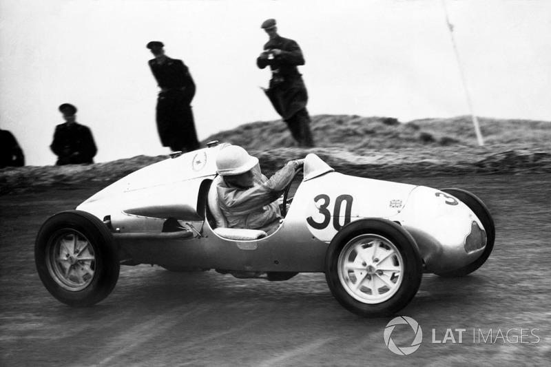 Stirling Moss, Cooper-JAP 500 MkIII