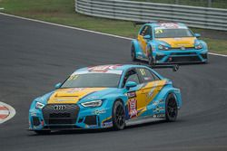 Huang Chu Han, Audi RS 3 LMS TCR