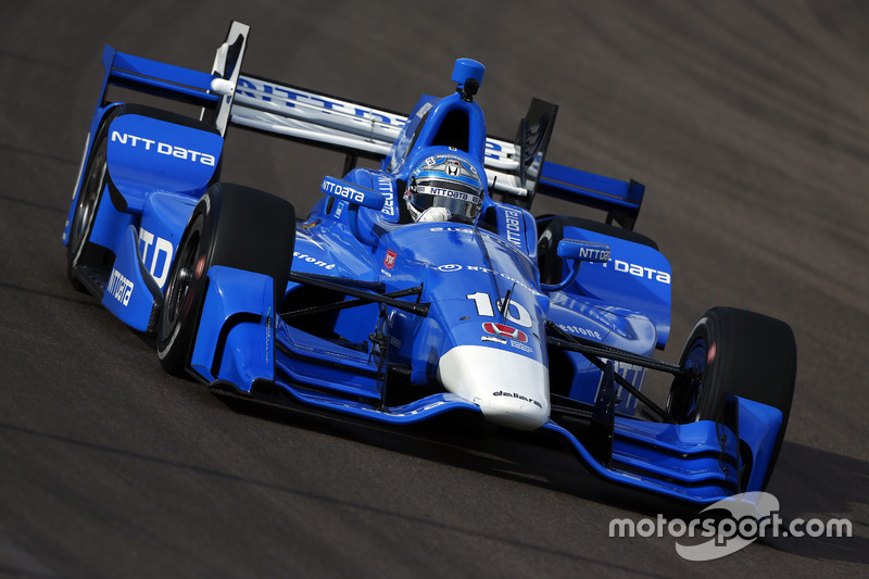 10. Тоні Канаан, Chip Ganassi Racing Honda