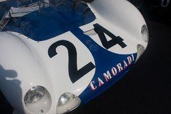 Maserati Tipo 61 Birdcage Sreamliner