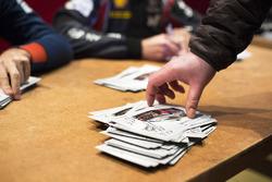 Autogrammkarten: Hyundai Motorsport