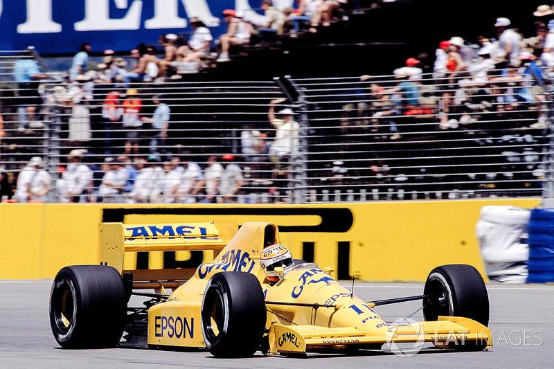 1989 - Lotus 101
