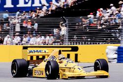 Нельсон Пике, Lotus 101 Judd