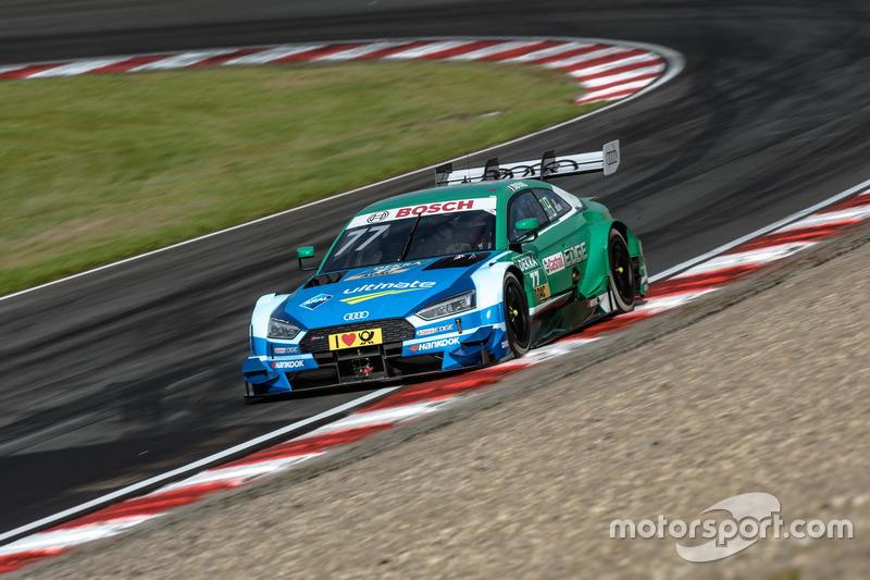 13. Loic Duval, Audi Sport Team Phoenix, Audi RS 5 DTM