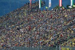 Atmosphere at the Red Bull Ring