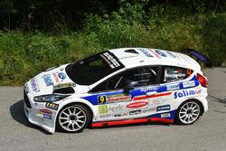 Giuseppe Bergantino, Fabio Grimaldi, Ford Fiesta R5
