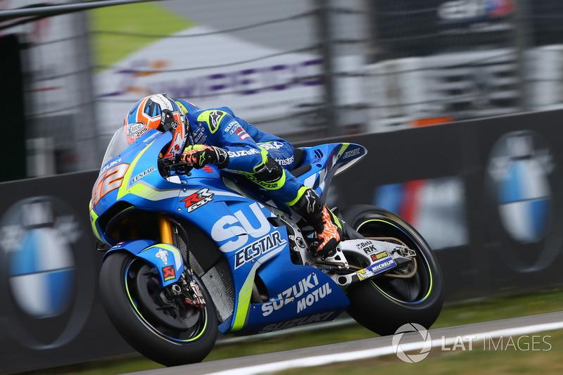 17. Alex Rins, Team Suzuki MotoGP