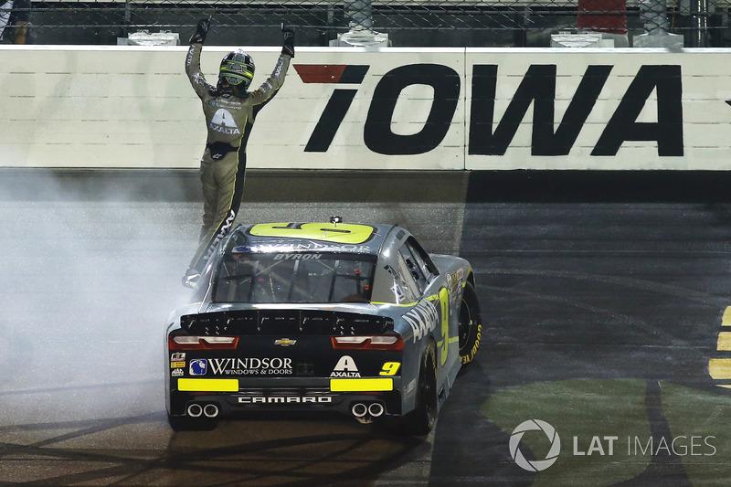 NASCAR Xfinity Series - Iowa I - William Byron
