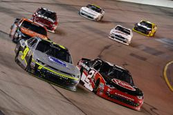William Byron, JR Motorsports Chevrolet, Ben Kennedy, GMS Racing Chevrolet