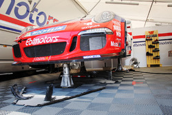 Porsche 911 GT3 Cup di Riccardo Pera, Ebimotors