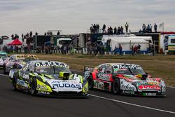 Martin Ponte, UR Racing Team Dodge, Norberto Fontana, JP Carrera Chevrolet
