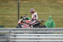 После аварии: Хорхе Наварро, Federal Oil Gresini Moto2