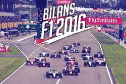 Les bilans F1 2016, le récapitulatif