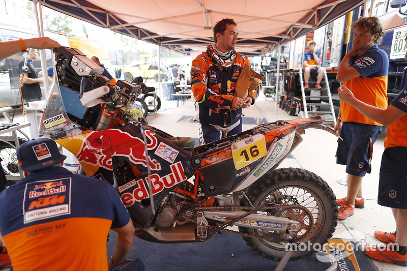 Matthias Walkner, KTM Factory Team