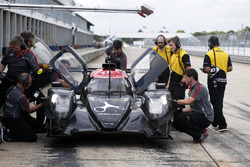 Rebellion Racing Oreca 07 Gibson LMP2