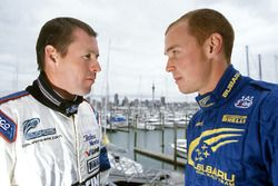 Colin McRae y Richard Burns