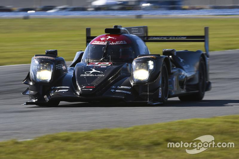 #13 Rebellion Racing ORECA 07: Neel Jani, Sébastien Buemi