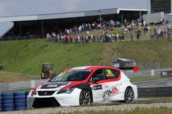 Данни Крус, Ferry Monster Autosport, SEAT León TCR
