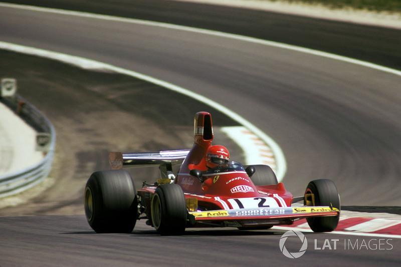 #1: Niki Lauda, Ferrari 312B3, Dijon 1974: 58,790