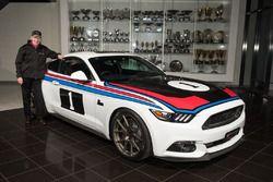 Tickford Mustang GT with Allan Moffat