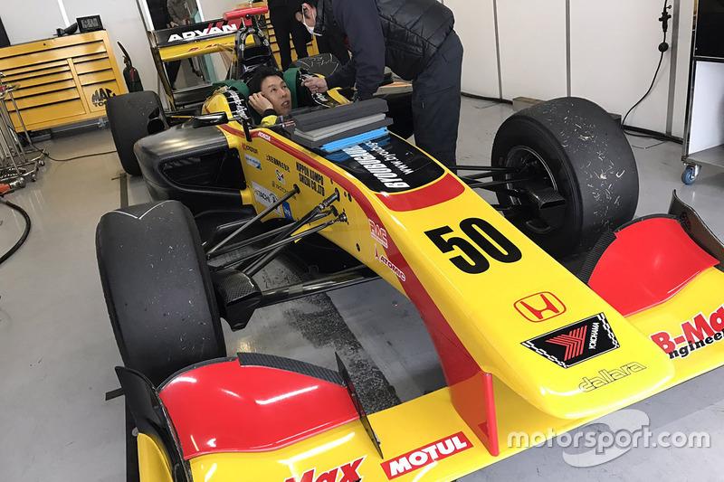 Такаши Когуре, B-Max Racing Team