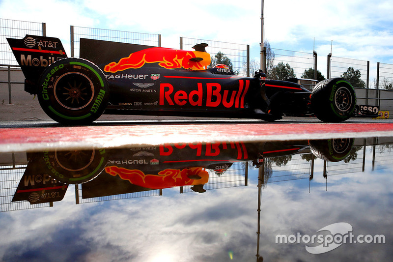 Jeudi : Max Verstappen, Red Bull Racing